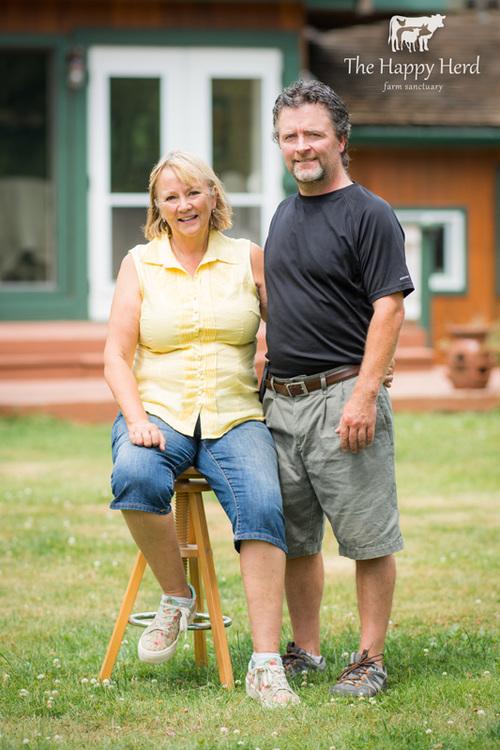 Happy Herd Farm Animal Sanctuary - Founders